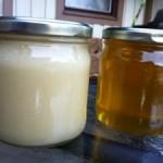 Förvara honung rätt