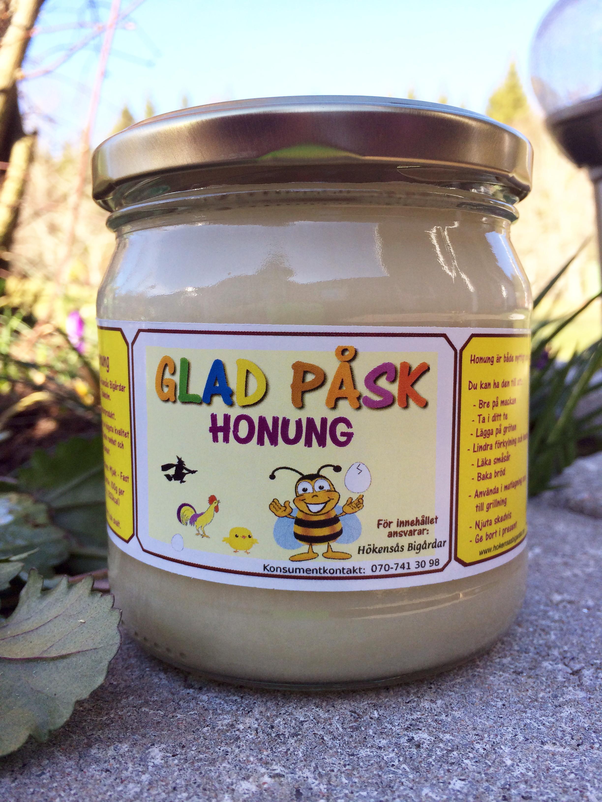 Honung Hökensås Bigårdar
