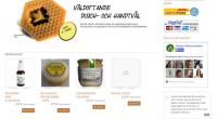 Vårt systerföretag Ekestens Naturprodukter firar med ny hemsida, se www.ekestensnaturprodukter.se, därför ger de alla sina kunder 20% på ett helt köp. Erbjudandet gäller till sista januari. Så passa på! Ange […]