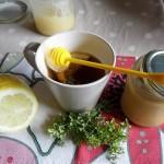 Bli kvitt hosta och slem med honung