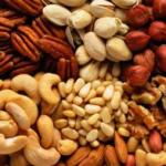 Bästa nötterna för gottegrisar
