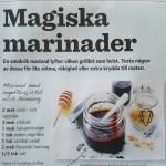 Magiska marinader med honung - Christian Hellberg