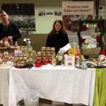 Julmarknad i Daretorp 2014.
