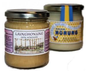skillnad ljung och vanlig honung